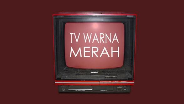 CARA MENGATASI TV BERWARNA MERAH DAN BIRU
