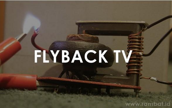 KUMPULAN KODE FLYBACK TV