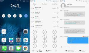 Kumpulan Tema Huawei HWT Keren - iOS 10