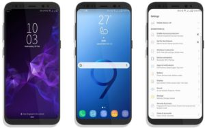 Kumpulan Tema Huawei HWT Keren - Samsung S9