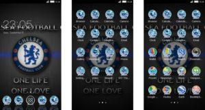 Download Tema Chelsea Android Keren & Gratis - One