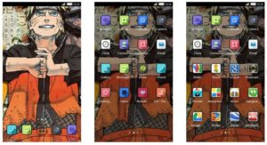 Download Tema Naruto Shippuden APK & Launcher