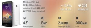 Daftar HP Xiaomi Support MHL Murah & Berkualitas - Xiaomi Mi 2S