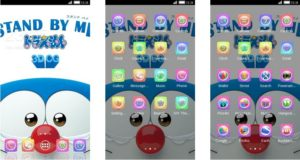 Tema Doraemon Android Terbaru Stand By Me