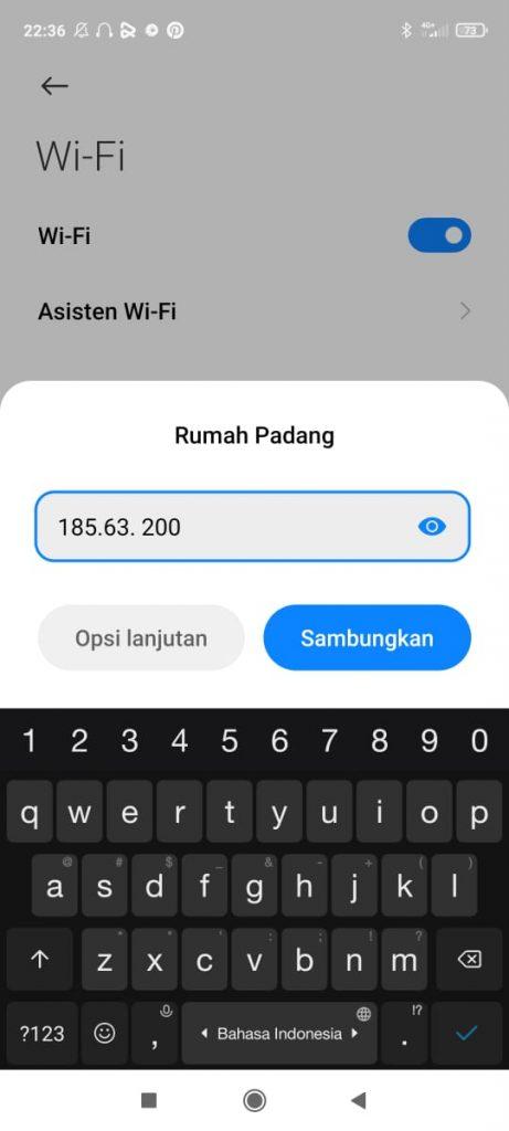 Kode 185.63.253. 200 164.68.111.161 Rahasia Akses Wifi