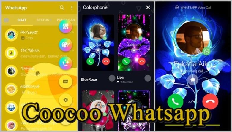Review Aplikasi aero whatsapp versi biasa dan whatsapp aero apk