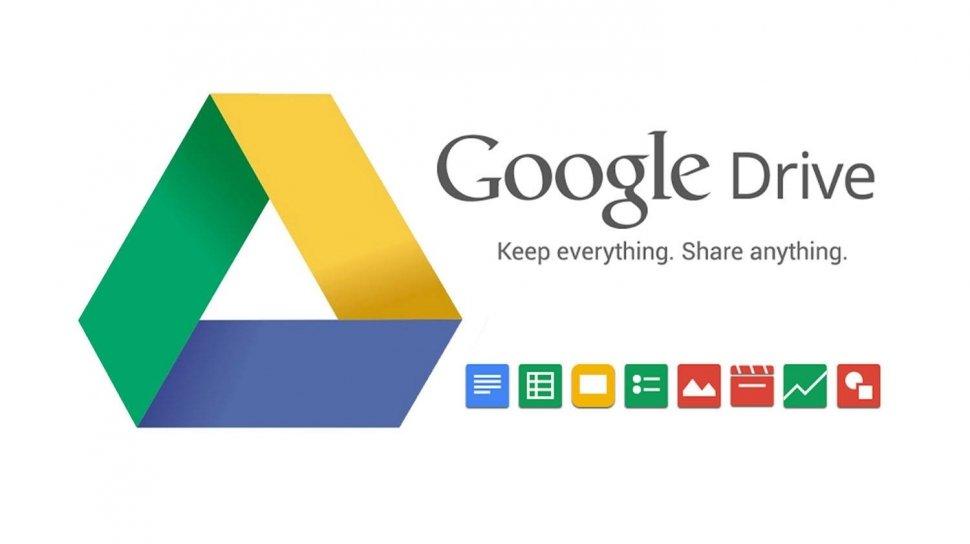 instal google drive di pc