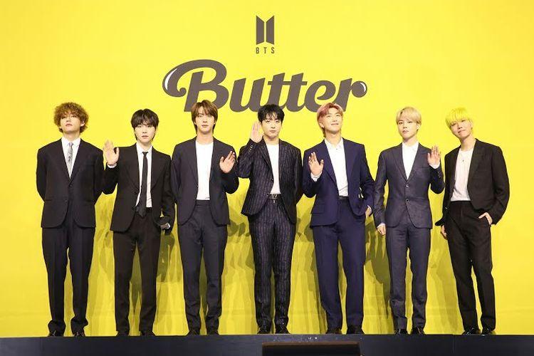 Change.org Petisi Petisi Tolak Lagu Butter Viral