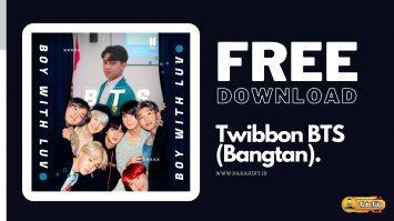 Twibbon Bingkai Foto Boy Band BTS