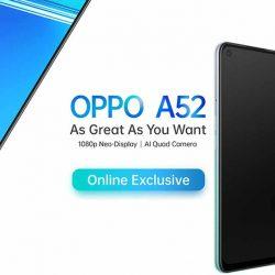 Harga Oppo a52 Lengkap Dengan Spesifikasi Terbaru