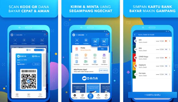 Download Dana Mod Apk Unlimited Money Update 2021