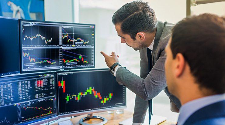 strategi trading saham harian agar untung terus