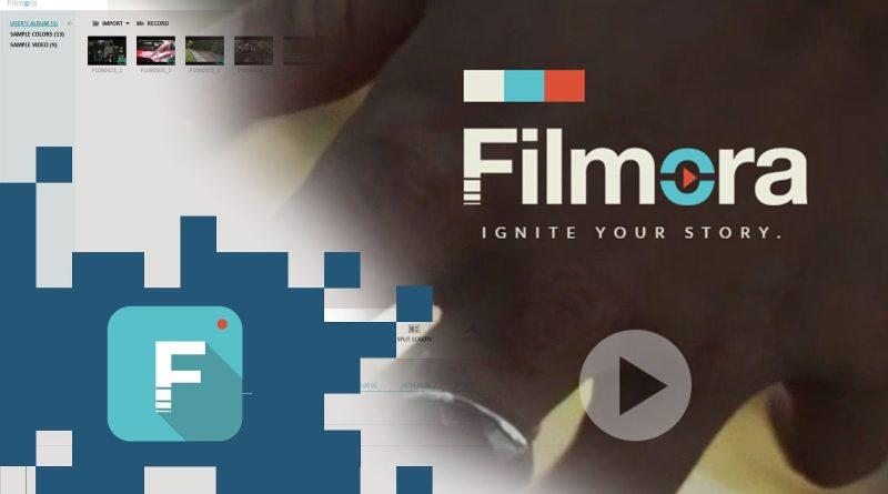 Cara Mengunakan Aplikasi Filmorago Edit Foto dan Video